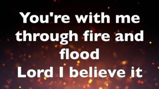 Dancing Through The Fire - Jordan Feliz Lyric Video