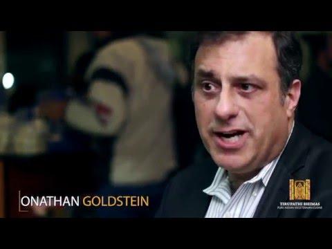Tirupathi Bhimas - Jonathan Goldstein - Testimonial
