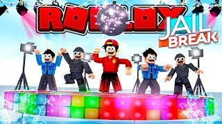 ROBLOX - JAIL BREAK UPDATE, THE MOST EPIC PARTY EVER?!!!