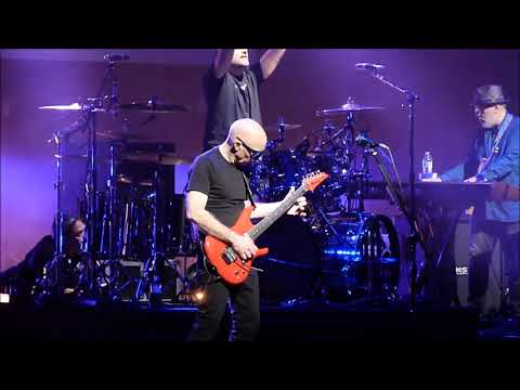 Joe Satriani- Thunder on High Mountain - G3 2018
