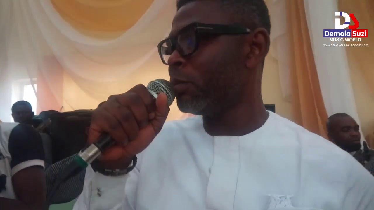 Download Demola Suzi @Gbenga's Wedding in Ibadan
