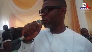 Demola Suzi @Gbenga's Wedding in Ibadan