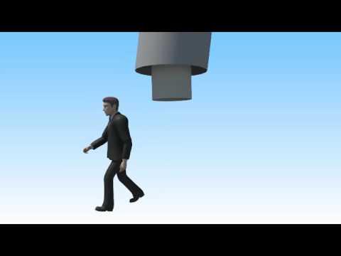 Escape Chute Animation