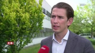 Sebastian Kurz (ÖVP) :