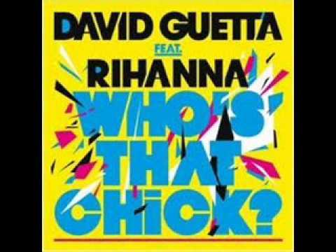 David Guetta Who's That Chick ft Rihanna(Audio)