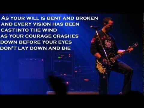 One Day Remains by Alter Bridge Lyrics