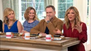 Part 03/03 @jodiesweetin  @candacecbure @andreabarber @dcoulier Home & Family-Hallmark Channel