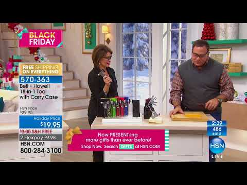 Thumbnail: HSN | Gifts for Him 11.24.2017 - 03 PM