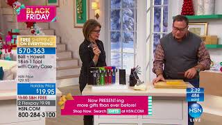 HSN | Gifts for Him 11.24.2017 - 03 PM