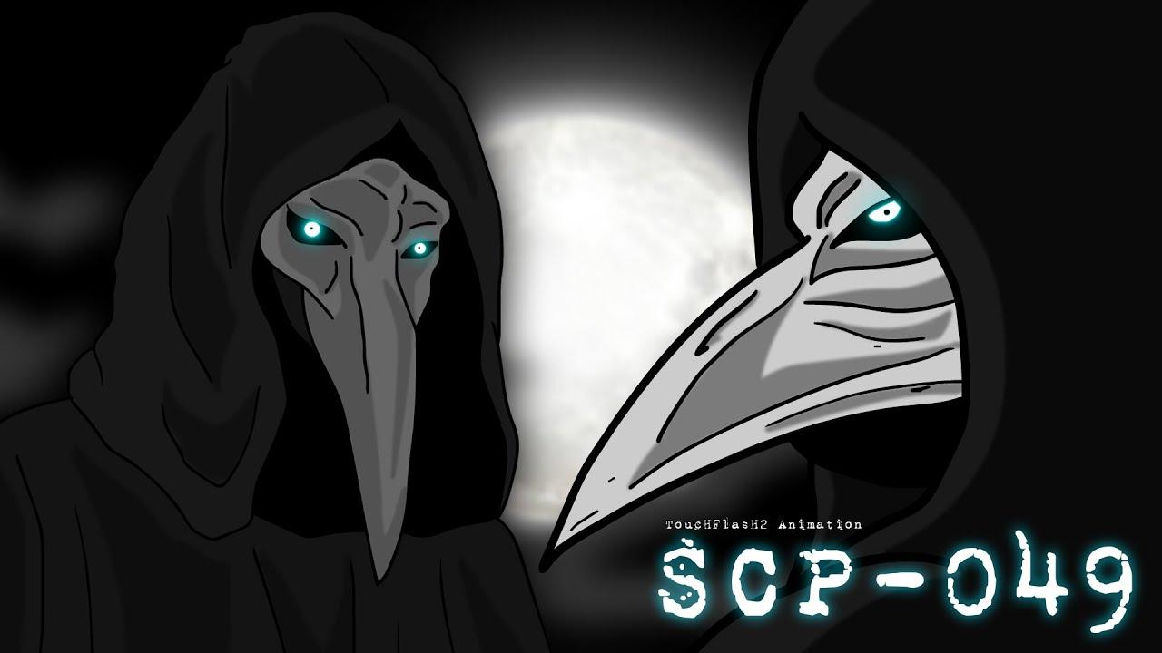 SCP-049 หมอกาดำ ฝันหวาน