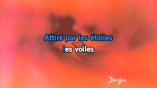 Karaoké Foule sentimentale - Alain Souchon *