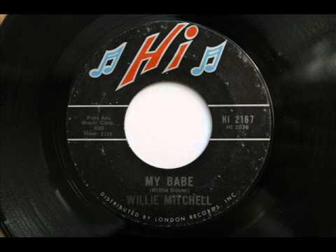 Willie Mitchell - My Babe mp3 ke stažení