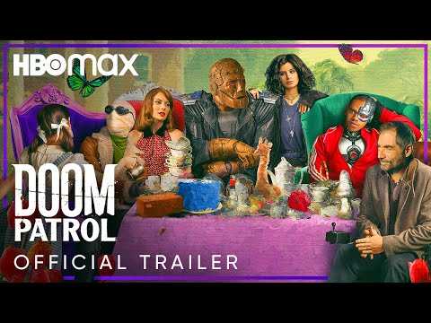 Doom Patrol | Season 2 Official Trailer | HBO Max