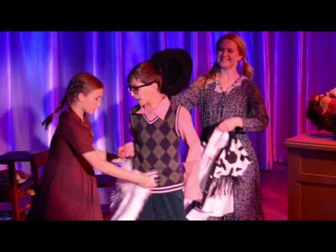 A Christmas Story, the Musical at Town Hall Arts Center