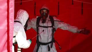 CZR Domžale Dekontaminacija Trailer