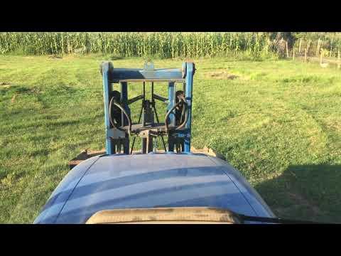 traktör kepçe kolay sökme takma
