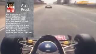 On-board: Legendary F1 Drivers - True Stories