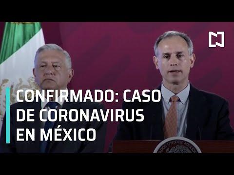 Confirman primer caso de coronavirus en la CDMX, México - Despierta