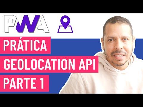 Curso PWA #24 - Prática Geolocation API