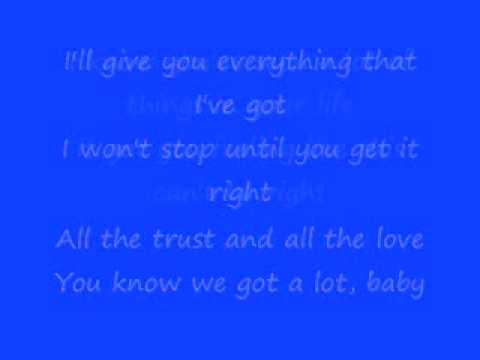 Trust By Monica Ft. keyshia Cole Lyrics