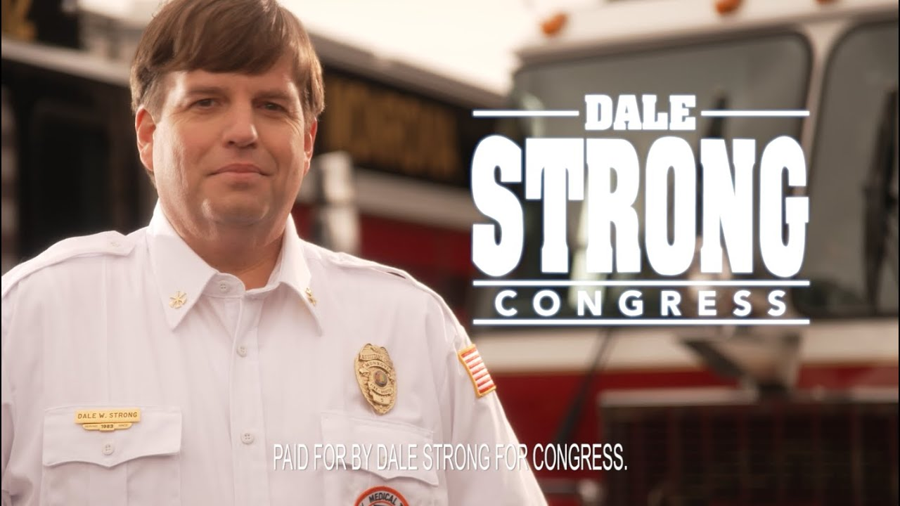 Dale Strong Announces Republican Candidacy for U.S. Congress