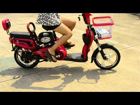 จักรยานไฟฟ้า  T350