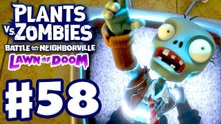 Zombies Coming Through the TV! - Plants vs. Zombies: Battle for Neighborville - Gameplay Part 58