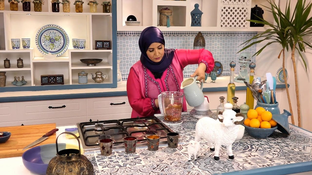 السجق البلدى - مطبخ آسيا - آسيا عثمان - الجزء الاول