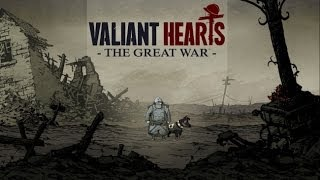 Valiant Hearts: The Great War #17 - Вобекур (без комментариев)