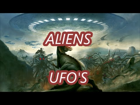 Real life myth and legends: ALIENS AND UFO'S