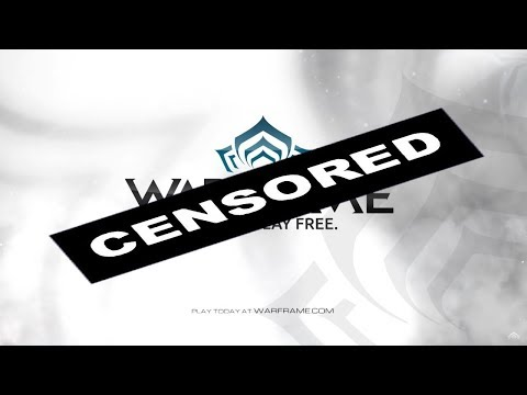 Failures of Warframe: Moderator Censorship