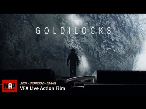 "Live Action CGI VFX Animated Short ""GOLDILOCKS"" Amazing Sci-Fi Film by Samuel Faict"