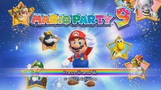 Mario Party 9 - Episode 01