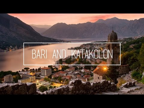 Bari & Katakolon | Travel Vlog