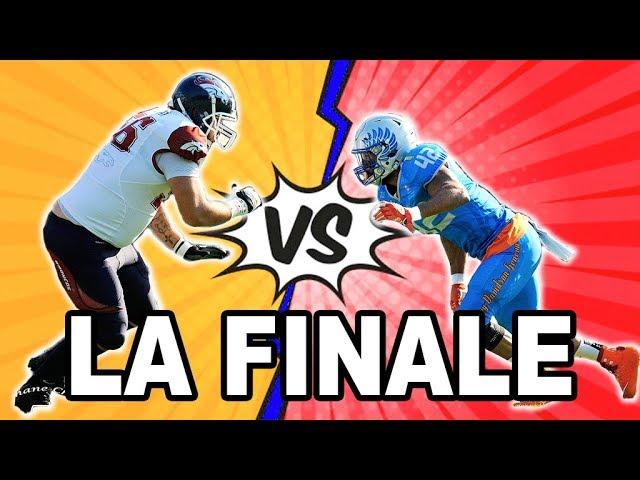 LA FINALE : BRONCOS vs SEAHAWKS  #CLB019