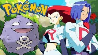 ZESPÓŁ R ZNÓW ATAKUJE! - Pokemon Fire Ash #6