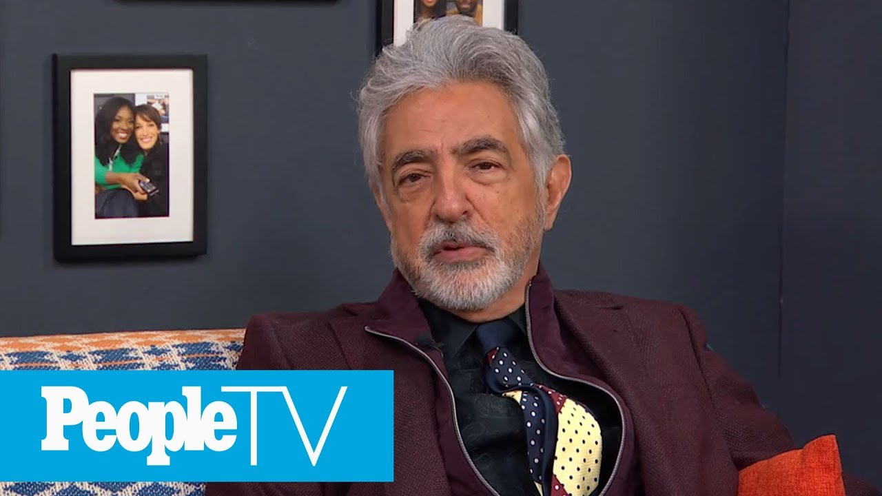 Joe Mantegna Talks Inspiration Behind His 'Godfather' Character | PeopleTV
