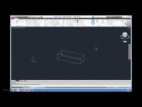 how to start autoturn in autocad