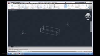 How To Switch To 3d Mode In Autocad And Start Drawing In 3d, Fast And Easy.