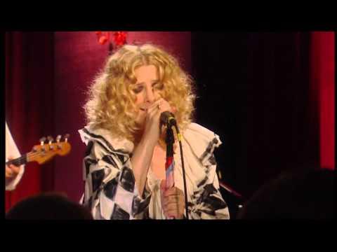 Goldfrapp - 'Eat yourself' - Culture show, 5 August 2008