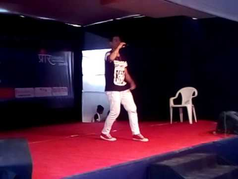 Best ever rap for sainath college by ayaaz