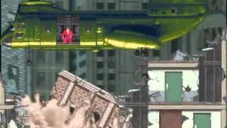 Elevator Action Returns Ver 2.2O 1 MAME Gameplay video Snapshot -Rom name elvactr-
