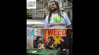 Comics on Cannabis LIVE from NJ Weedman's Joint