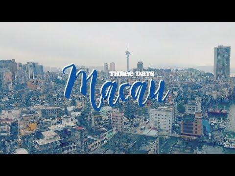 Macau Memories // 3D2N