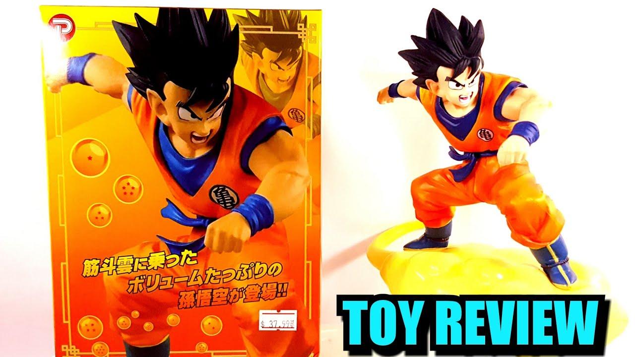 Flying Nimbus Figure Son Goku Dragon Ball Z Banpresto Go Adolescent