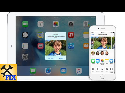 How to Use AirDrop on the iPhone ipad