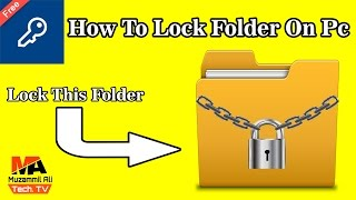 How To Lock Folder in computer laptop in Hindi tips and tricks