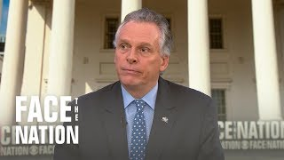 Former Gov. Terry McAuliffe on Virginia's ongoing controversies