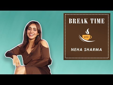 Break Time: When Neha Sharma Came Up With Quirky App Names For B-Townies