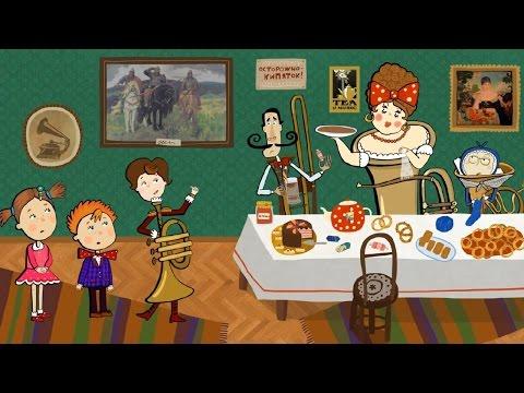 Мультфильм мелодия смотреть онлайн